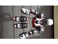 Inline/Ice Hockey kit, youth