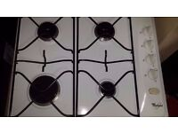 Gas hob and electric Oven 60cm
