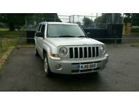 2010 Jeep patriot 4x4 sports+ 5 speed manual