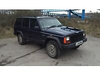 Jeep Cherokee XJ 2.5 Sport Petrol Manual 4x4