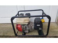 Generator honda 2.8kw