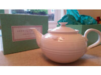 Sophie Conran for Portmeirion Teapot, Brand new and unused