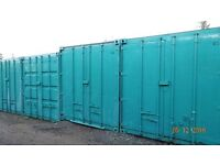 STEEL CONTAINER TO LET /STORAGE or WORKSHOP (Just of EDINBURGH CITY BYPASS)