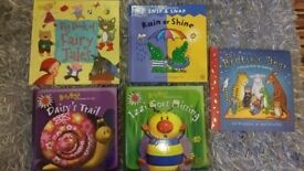 £6 5 x Children's CDs - Nursery Rhymes, Songs and Lullabies