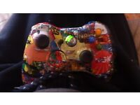 Custom dipped Xbox 360 pad