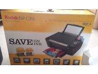 Kodak Printer Scanner Photocopier Esp- C315