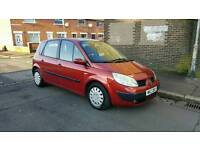 Renault scenic 2005 ,1.4cc, low milage only 55000
