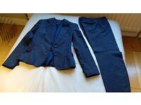 MANGO suit, great bargain