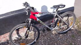 SCOTT MX4 VOLTAGE HARD TAIL MOUNTAIN BIKE