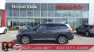 2014 Nissan Pathfinder SL ** FULLY LOADED, DVD'S **