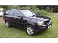 Volvo XC90 2.4 TD D5 SE Geartronic 5dr Full Service History , Low Miles
