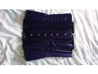 Purple, 26inch waist. Cost £140 new. Good condition.