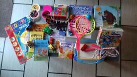 Collection of pre-school toys age 1 - 4 years