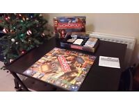 Monopoly Board Game | The Hobbit: Desolation of Smaug | Perfect for Christmas!