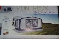 montreux awning for sale