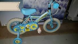 Child's bike like new