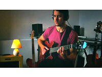 Online or 1on1 Electric and Acoustic guitar tuition to all ages and abilities. North London.