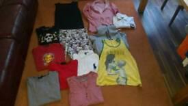 Man clothes bundle size M, L, XL