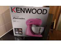 KENWOOD Food Mixer MX316 patissier in pink