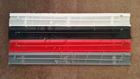 PVC Blinds in Various Colours and Sizes