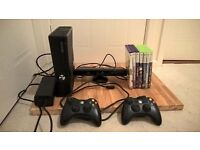 Xbox 360 Slim 250GB!!! Great bundle ideal for Christmas!!!!
