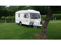 3 Berth caravan for sale