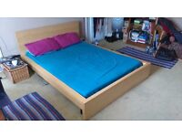 Double Bed Frame & Mattress for Sale! MUST GO!