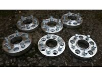 Bmw wheels spacers 5x120