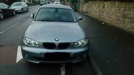 BMW 118d 1.8 Diesel 1 siriel 2005 fully serviced!!!