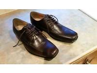 New Mens Brown Shoes