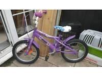 Girls Bike E16 3LS