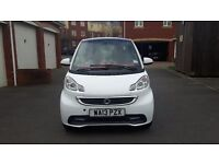 Smart fortwo coupe passion mhd softouch 2013