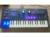 Classic Novation Mininova Synth! great deal...