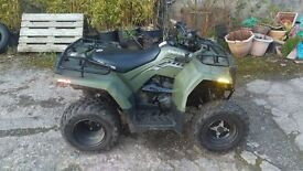 Polaris sawtooth quad 200cc