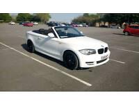 BMW 118d Sport Convertible Diesel