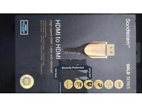 Brand New HDMI cable, retail price £100