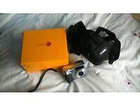 Kodak Z730 Easyshare Digital Camera, Case and accesories