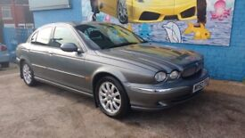 Jaguar X Type 2.5 V6 SE Petrol Auto AWD, FSH, 12 months MOT, 4x4 Cheap Reliable Car