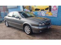 Jaguar X Type 2.5 V6 SE Petrol Auto AWD, FSH, 12 months MOT, 4x4 Cheap Reliable Car