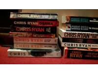 21 Chris Ryan books for sale