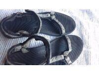 Teva Pretty Rugged Nylon Sandals S/N 6455 UK8.5
