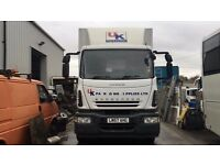 DAF 45/160 BEAVERTAIL RECOVERY 7.5T TRUCK 2009REG FOR SALE , NO VAT