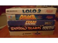 5 NES Nintendo Games