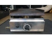 Parry lpg single, double and 4 post bain marie
