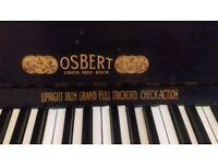 Osbert Upright Piano