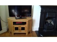 Oak TV Cabinet