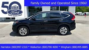 2012 Honda CR-V Touring 4X4 | Incl Winter Tires | One Owner