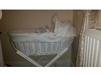 Solid Moses Basket