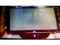 Very cheap. LG Wide-screen 42 inch HD TV. Open to offers. Collect today cheap