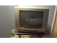 2x CRT TVs for free collection from MERE Wilts